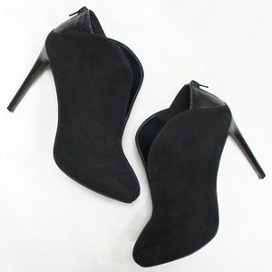 NINE WEST - NW7NERRA Black Booties